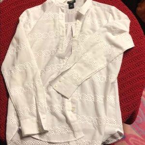 Ann Taylor petite dress shirt